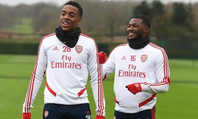 Арсенал отдал двух молодых футболистов из первой команды в аренды в команды АПЛ