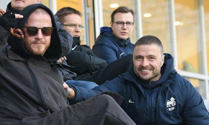 Верпаковскис: Игра за Динамо - это был лучший период в моей карьере