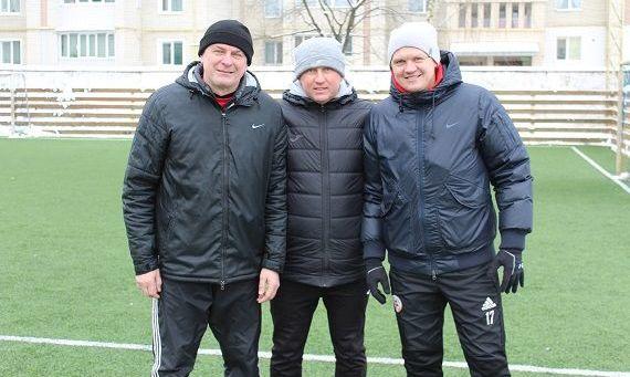 Тарас Михалик устроился тренером в команде Второй лиги