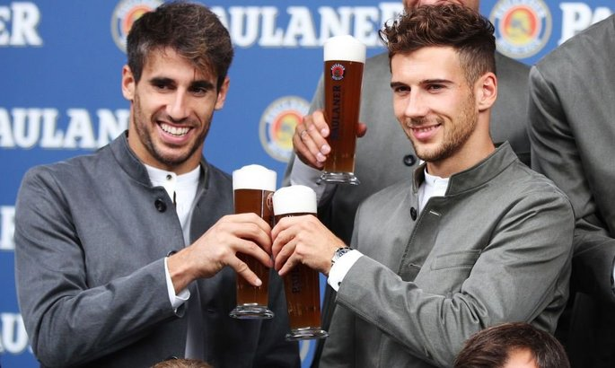 Два півзахисники Баварії можуть пропустити Клубний ЧС