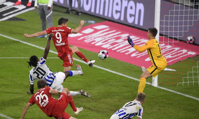 Герта - Бавария. Прогноз на матч Бундеслиги