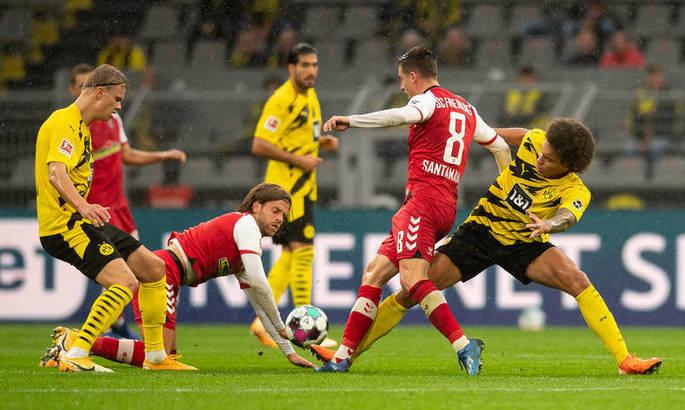 Фрайбург - Боруссия Дортмунд. Прогноз на матч Бундеслиги