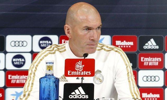 Зидан: Реал плохо играет? В прошлом году мы выиграли Ла Лигу, проявите уважение