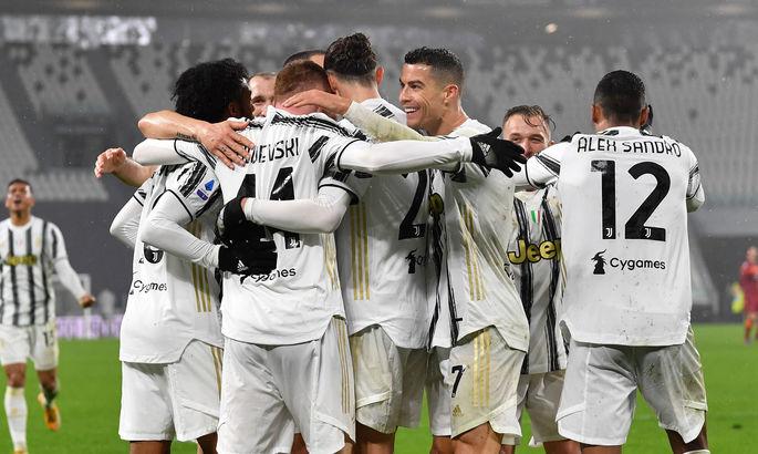 Майстер-клас Роналду. Ювентус – Рома 2:0. Відео голів та огляд матчу
