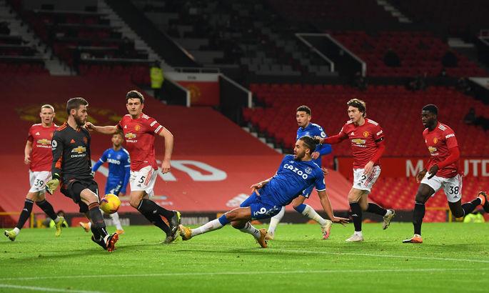 Так чемпионами не становятся. Манчестер Юнайтед - Эвертон 3:3. Видео голов и обзор матча