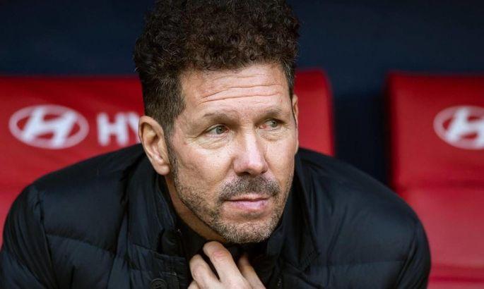Симеоне: Что представляли себе те, кто думал, что Атлетико возьмет Ла Лигу с отрывом в 20 очков