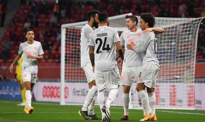 КЧМ. Аль-Ахли – Бавария 0:2. Левандовски выводит мюнхенцев в финал