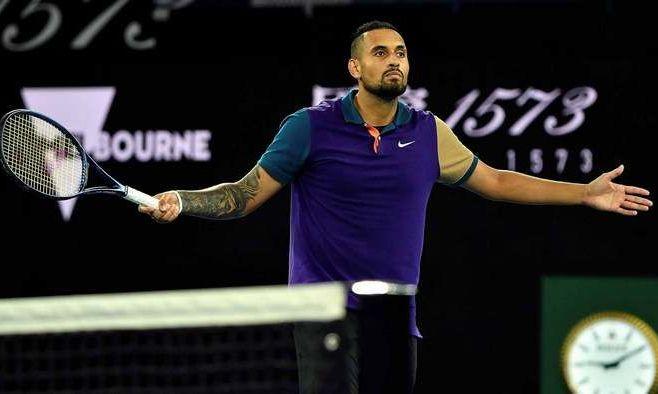 Сумасшедший трюк Кирьоса – момент дня на Australian Open. ВИДЕО