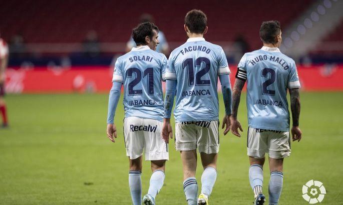 Дубль Суареса, спасительный гол от Факундо. Атлетико - Сельта 2:2. Обзор матча и видео голов