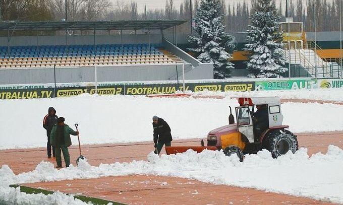 """""""Матчи могут быть сыграны до -15"""" - УПЛ не планирует переносить ближайший тур из-за погоды"""