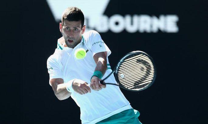 Australian Open. Джокович в борьбе обыграл американца, Тим прошел дальше с разгромом