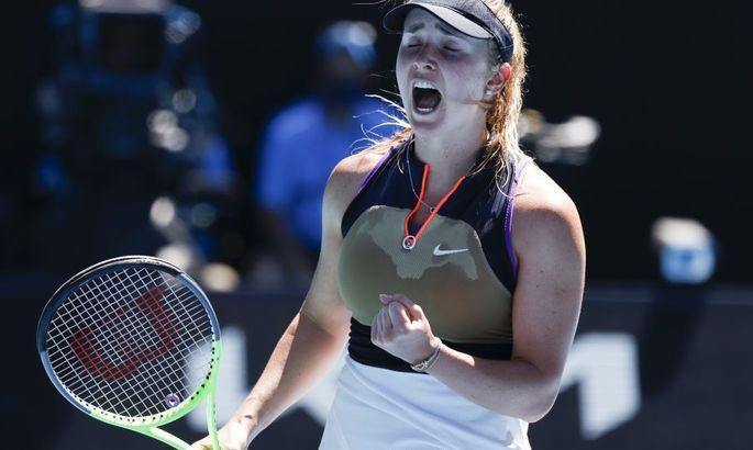 Свитолина вошла в топ-8 Чемпионской гонки WTA