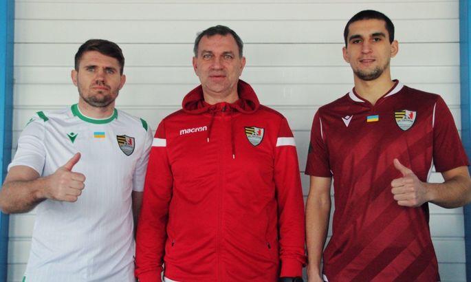 Экс-игроки Динамо и Зари пополнили команду Второй лиги