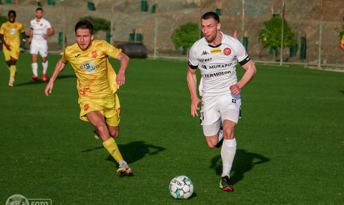 Ингулец последним из клубов УПЛ закрыл турецкие сборы, обыграв Видзев