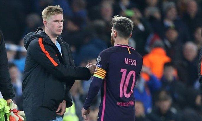 Де Брюйне недоволен, что Сити дает ему меньше по контракту, но клуб готов много платить Месси