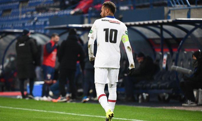 Неймар отримав пошкодження в матчі Кубка. Матч проти Барси під питанням
