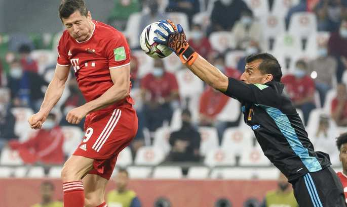 Бавария - УАНЛ Тигрес 1:0. Чемпионы Европы = Чемпионы мира