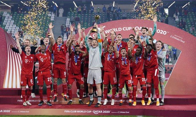 Почти повторили показатель Барселоны. Бавария выиграла шесть трофеев с июня 2020-го