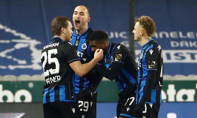 Брюгге не проситиме УЄФА перенести матч з Динамо на нейтральне поле