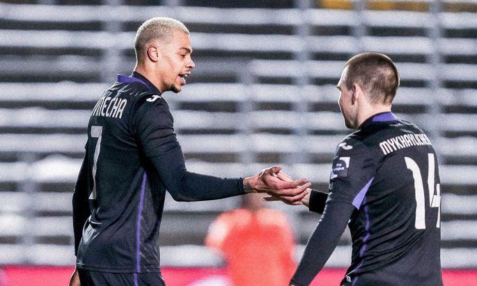 Андерлехт вышел в 1/4 финала Кубка Бельгии, Михайличенко отдал свой второй ассист в сезоне
