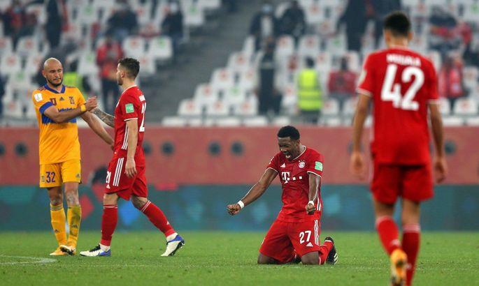 Планета у ног. Как Бавария повторила достижение Барсы, взяв шесть трофеев за сезон. ВИДЕО финала КЧМ