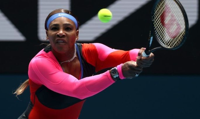 Серена Уильямс: топ-10 моментов на Australian Open. ВИДЕО