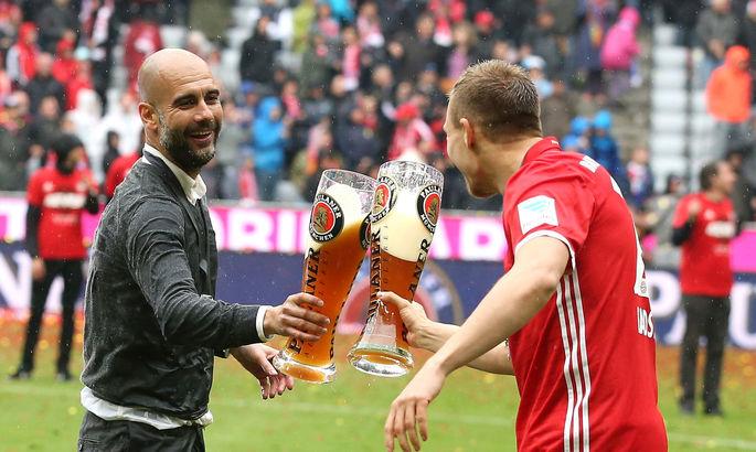 Гвардіола: Я можу зателефонувати Мессі та компанії, щоб зіграти із Баварією за 7-й трофей