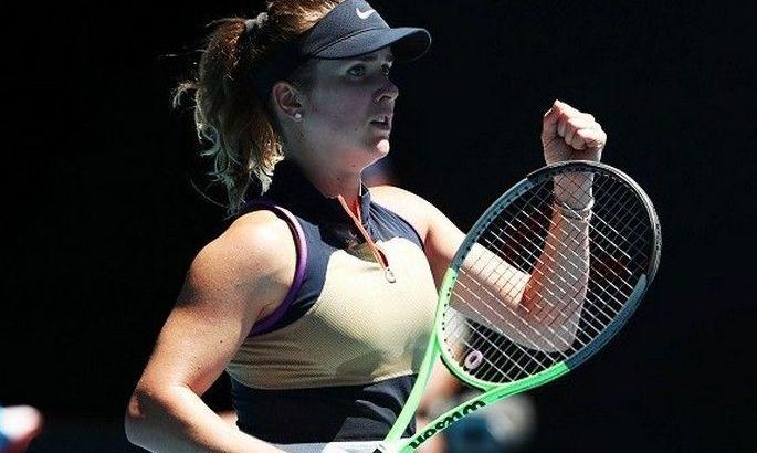 Определилась соперница Свитолиной во втором круге турнира в Дубаи