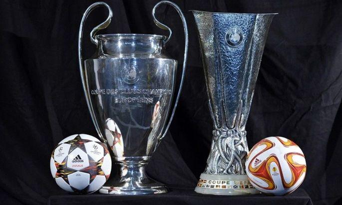 Источник: Лига чемпионов и Лига Европы временно приостановлены по причине создания Суперлиги