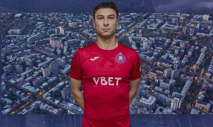 Меликян забрал в Пюник уже пятого украинца