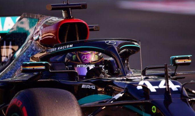 Льюис Хэмилтон о Гран-при Португалии: Безусловно, Практики стали вызовом