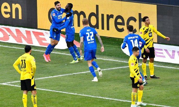 Бундеслига. Боруссия Дортмунд снова без победы, затмение Байера в матче с Майнцем