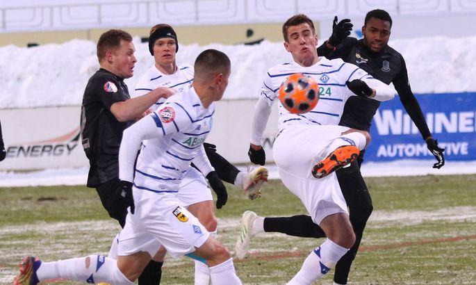Динамо - Олімпік 3:1. Огляд матчу та відео голів