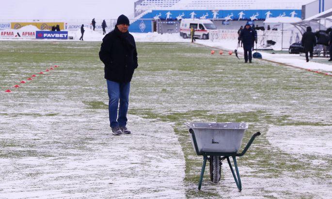 Луческу: Найкраща погода для футболу. Інших дат для проведення чемпіонату немає