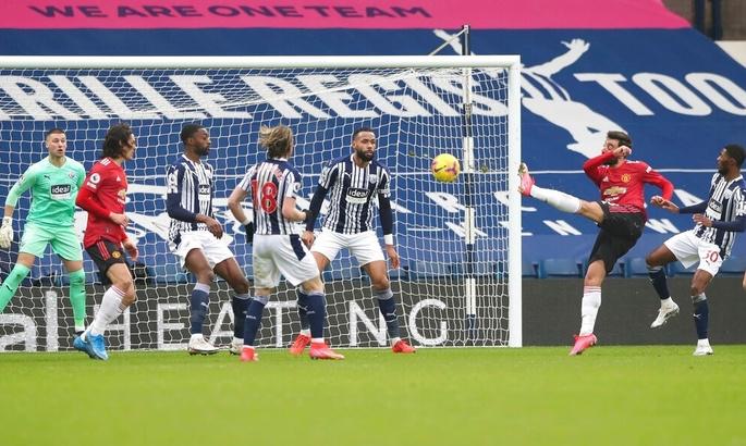 Вест Бромвич - Манчестер Юнайтед 1:1. Немного лучше, чем ничего