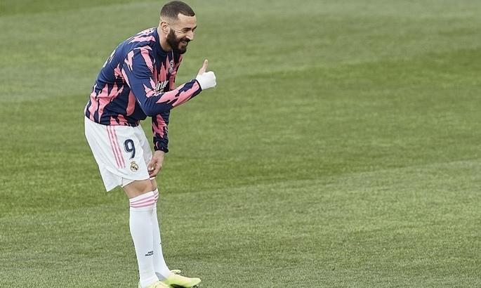 Бензема забив з початку минулого сезону Ла Ліги 33 голи, більше тільки у Мессі