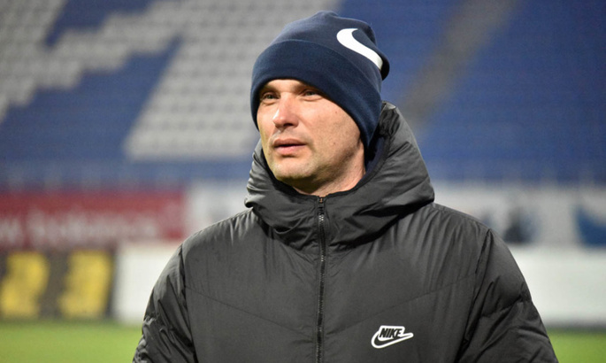 Остап Маркевич: Есть надежда, что Сикан вернется на поле еще в этом чемпионате
