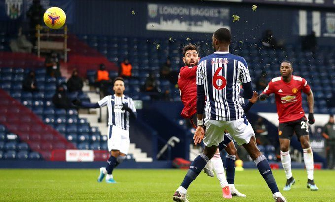 Вест Бромвич - Манчестер Юнайтед 1:1. Немного лучше, чем ничего - изображение 1