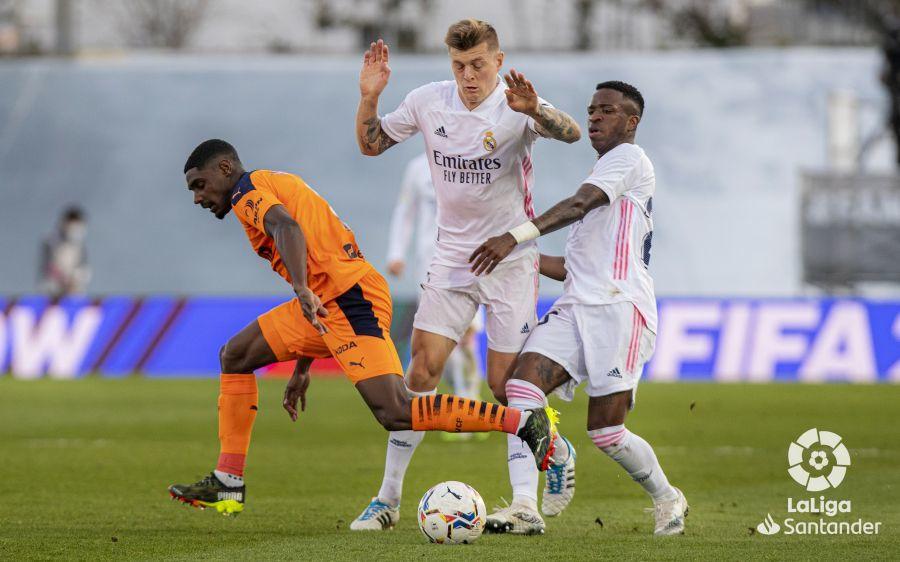 Примера. 23-й тур. Реал - Валенсия 2:0. Мадрид - не сахар, но соперник еще кислее - изображение 2
