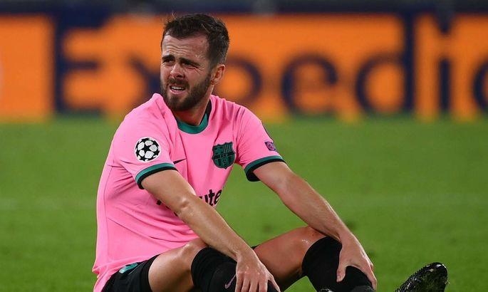 Хавбек Барселоны: Не знаю, почему у меня недостаточно практики – раньше я всегда играл в основе