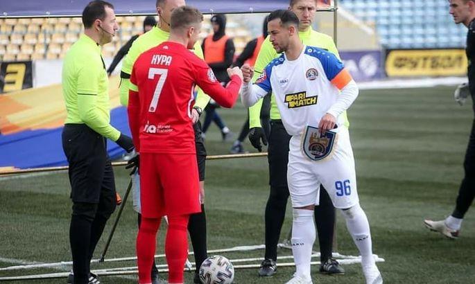 Перенесений матч 1-го туру Львів - Минай може відбутися в кінці березня