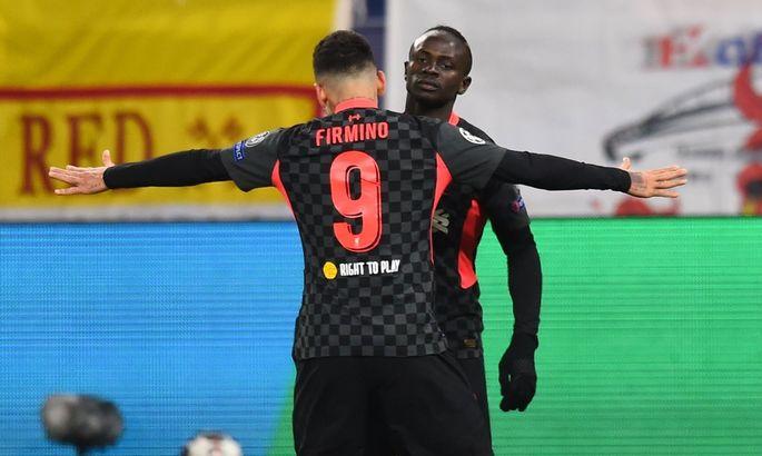 РБ Лейпциг – Ливерпуль 0:2. Видео голов и обзор матча