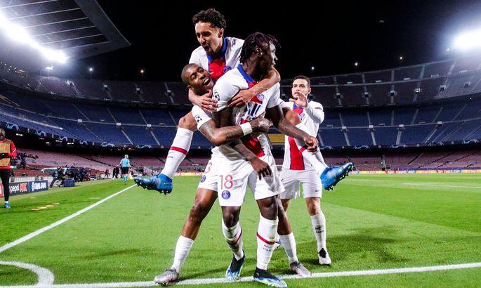 Мбаппе розтоптав Барселону, а Брюгге зіграє з Динамо без тренера. Головні новини за 16 лютого