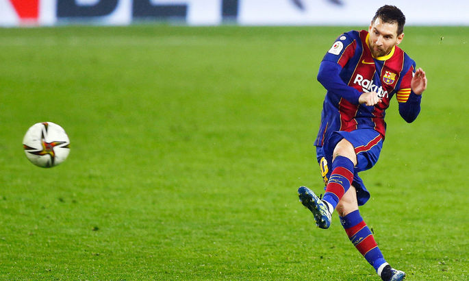 Пенальтист по имени Лео: Месси забил с 11-метровых все 4 своих мяча в текущем розыгрыше ЛЧ
