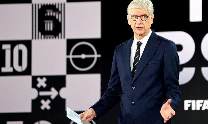 """""""Клубы всегда хотят больше денег"""". Арсен Венгер – об изменении формата Лиги чемпионов"""