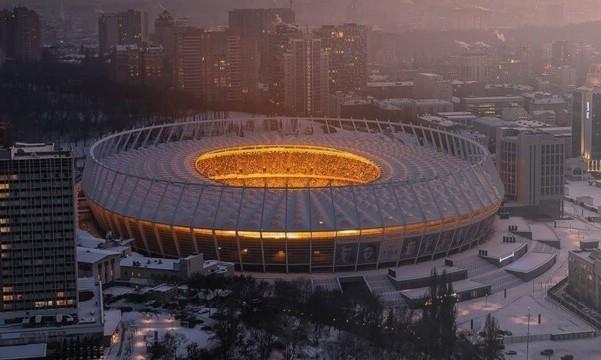 Не без ламп Шахтаря: Агроном НСК - про стан поля перед приїздом Брюгге