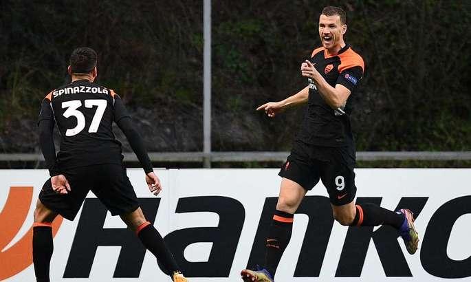 Лига Европы. Брага 0:2 Рома, потенциальный разгром симпатичной команды