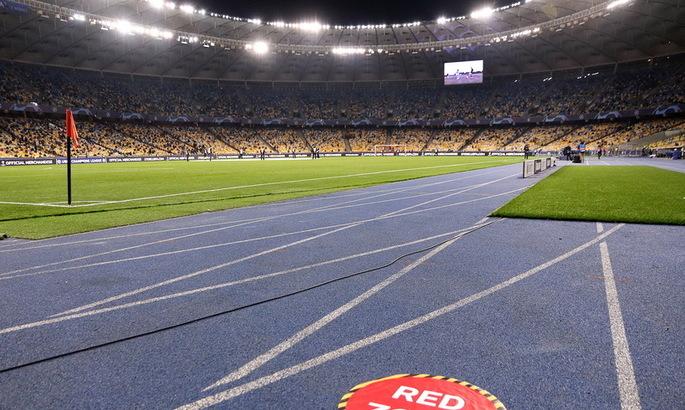 Таблица коэффициентов УЕФА. Рейнджерс держит Украину на расстоянии. Хотя маленький шаг вперед есть