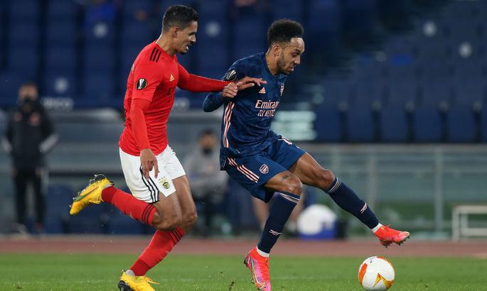 Бенфіка - Арсенал 1:1. Відео голів та огляд матчу