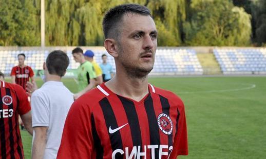 Экс-хавбек Десны покинул клуб Второй лиги